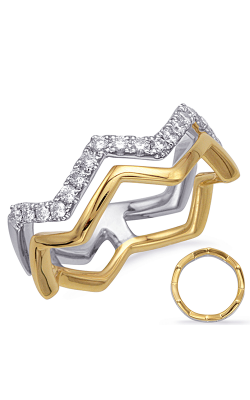 S. Kashi And Sons Diamond Fashion Ring D4725YW product image
