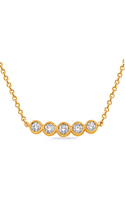 OPJ Signature Diamond Necklace N1250YG product image
