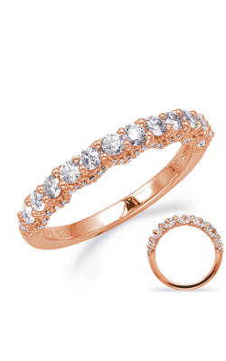 Deutsch & Deutsch Bridal Diamond Wedding band EN8035-B1RG product image
