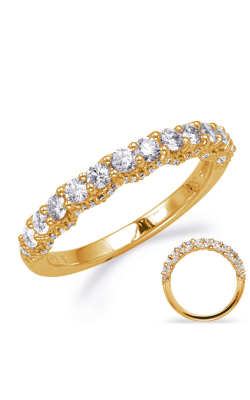 Deutsch & Deutsch Bridal Diamond Wedding band EN8035-B1YG product image