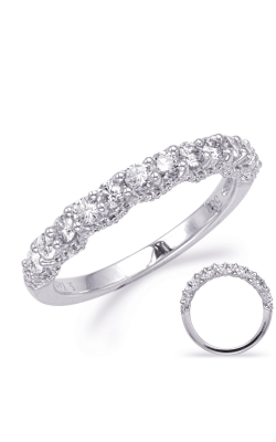 Deutsch & Deutsch Bridal Diamond Wedding band EN8035-B1WG product image