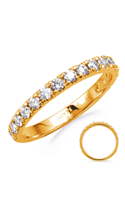 S Kashi & Sons Matching Band Wedding Band EN7982-BYG product image