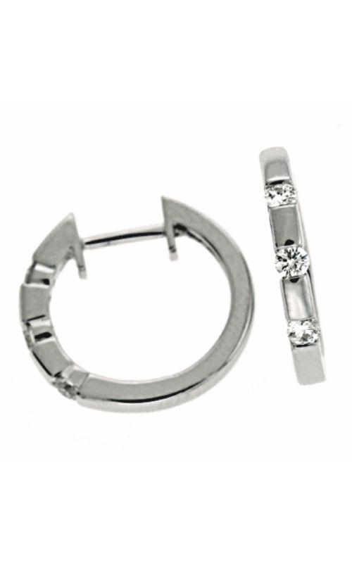 S Kashi & Sons Huggies Earrings E7543WG product image