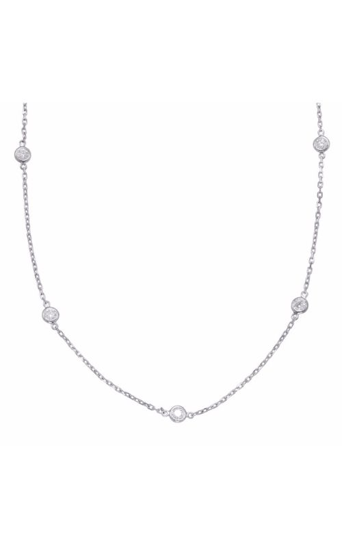 S Kashi & Sons Diamond Necklace N1077-2.5MWG product image
