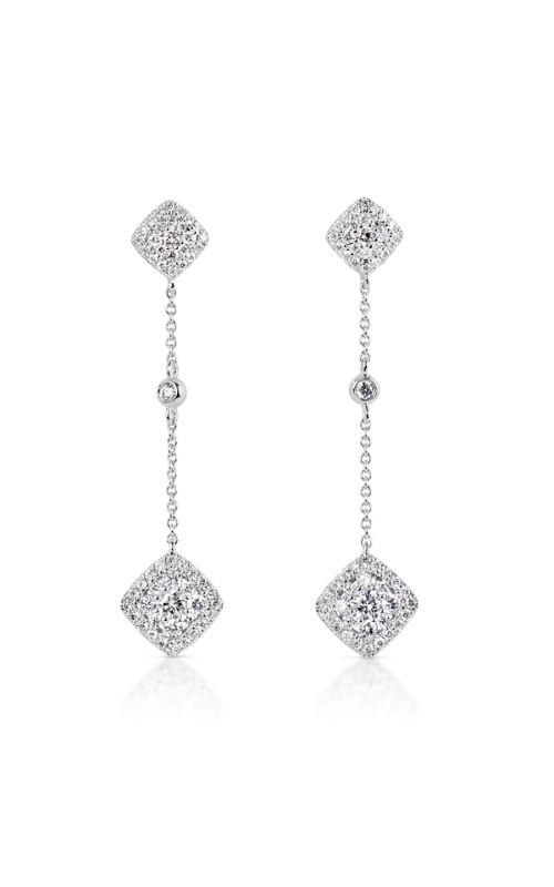 S. Kashi and Sons Fashion Earrings E7854WG product image