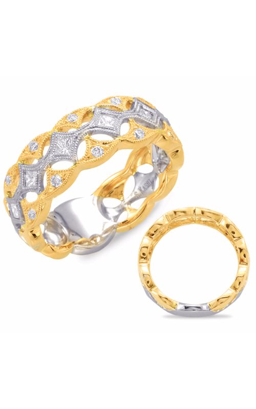 S Kashi & Sons Vintage Fashion ring D4415YW product image