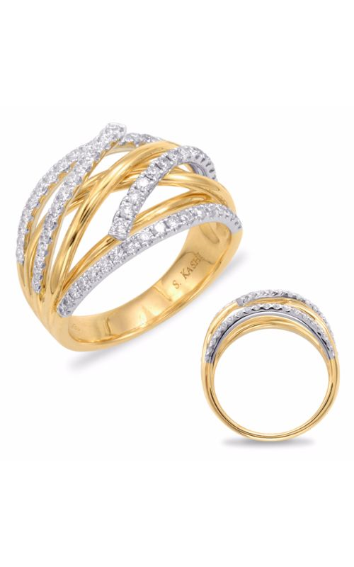 OPJ Signature Diamond Fashion Ring D4383YW product image