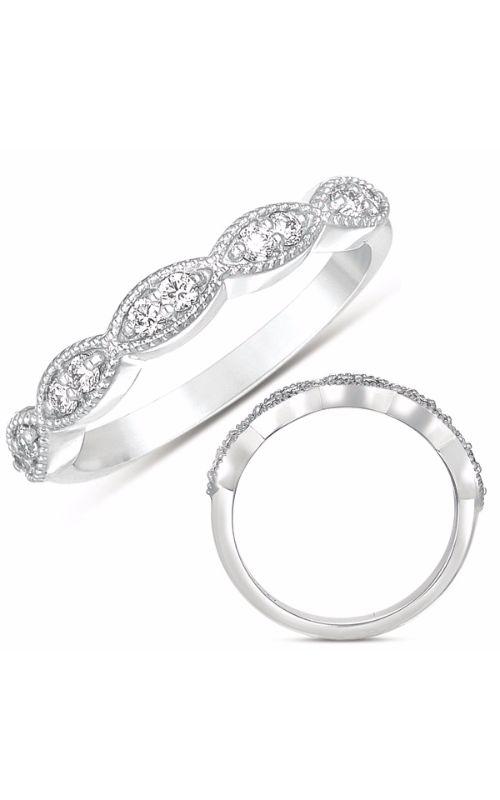 OPJ Signature Stackables Wedding Band EN7437-BWG product image