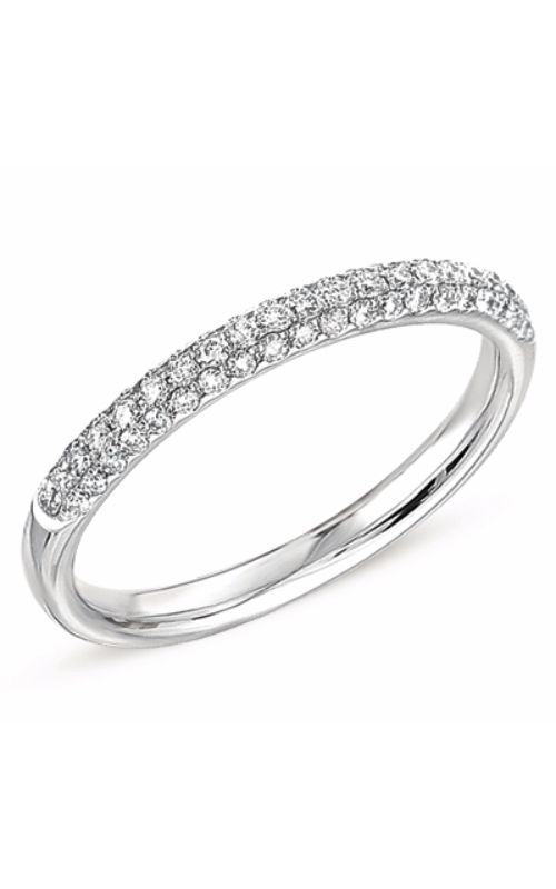 S Kashi & Sons Pave Bands Wedding band EN7183-BWG product image
