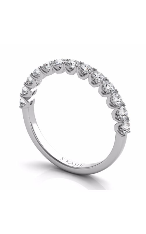 OPJ Signature Prong Set Wedding Band EN7637-BWG product image