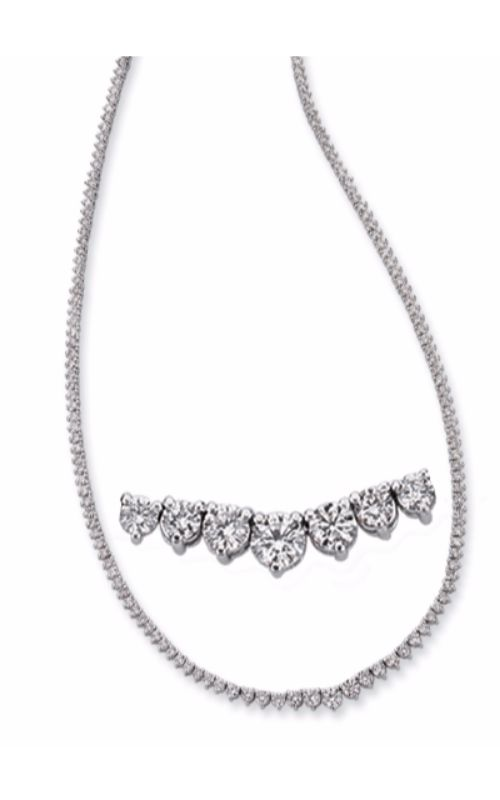 S. Kashi and Sons Tennis Necklace NX1144-18WG product image