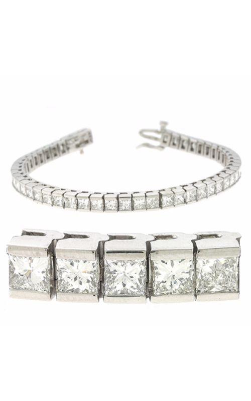 S Kashi & Sons Diamond Bracelet B0143-8WG product image