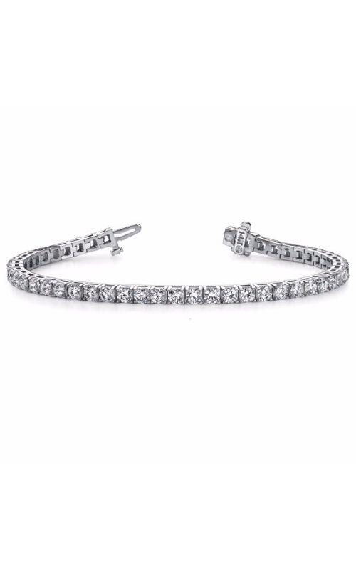 S. Kashi and Sons Diamond Bracelet B4101-5WG product image