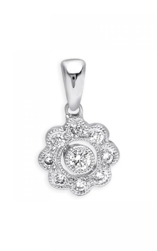 S Kashi & Sons Fashion Diamond Necklace P3004WG product image