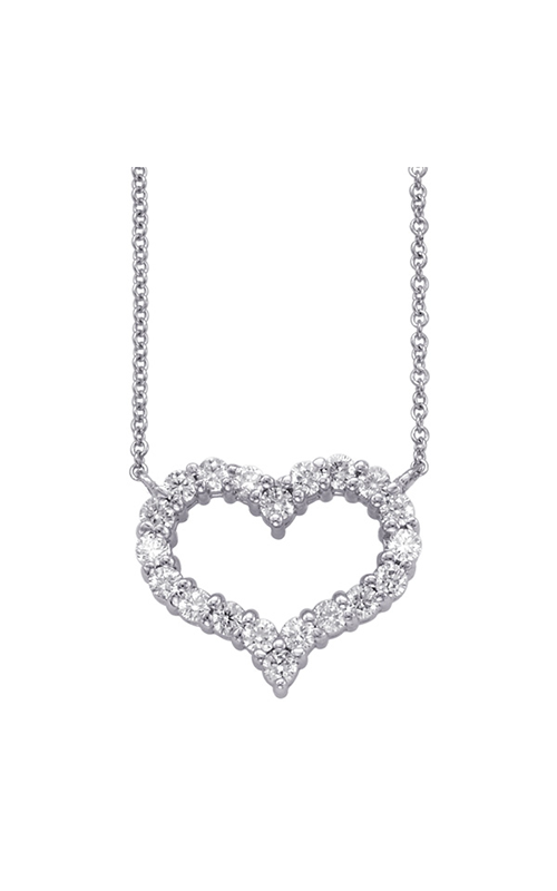 OPJ Signature Hearts Necklace N1197WG product image