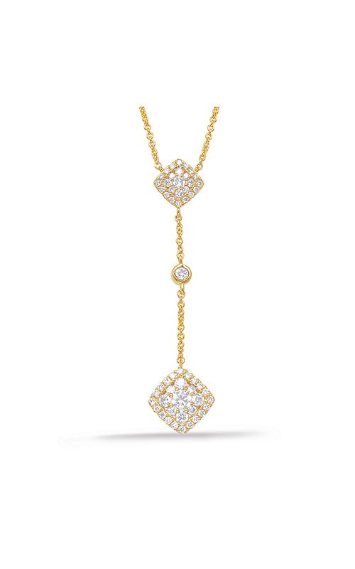 OPJ Signature Diamond Necklace N1205YG product image