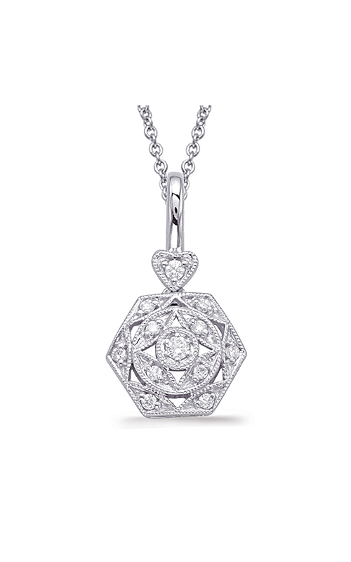 OPJ Signature Fashion Diamond Pendant P3294WG product image