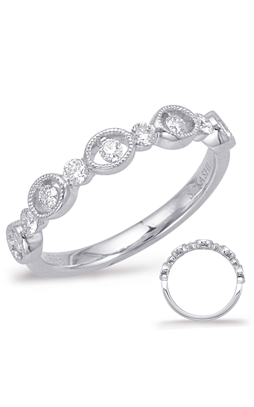 OPJ Signature Stackables Wedding Band EN8016-BWG product image