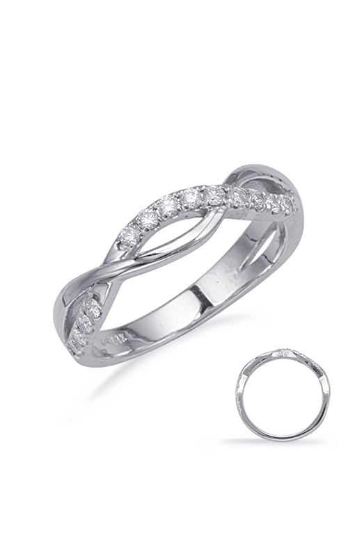 S Kashi & Sons BYPASS Wedding band EN8080-BWG product image