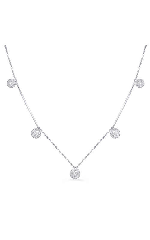 S Kashi & Sons Diamond Necklace N1215WG product image