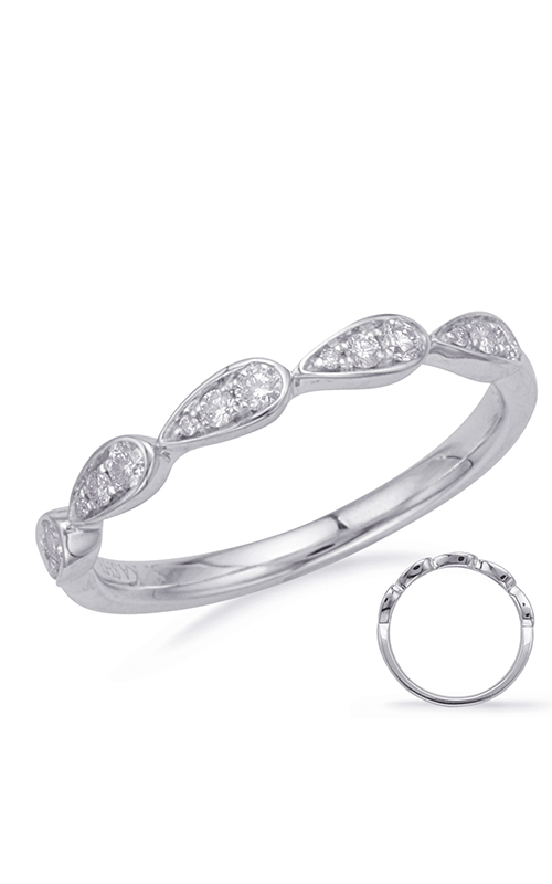 OPJ Signature Stackables Wedding Band EN8156-BWG product image