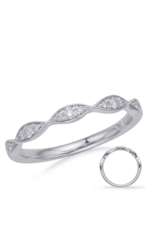 OPJ Signature Stackables Wedding Band EN8158-BWG product image