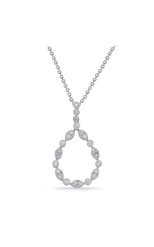 OPJ Signature Fashion Diamond Pendant P3310WG product image