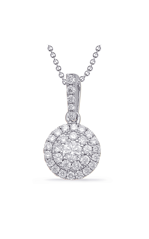 S Kashi & Sons Fashion Diamond Necklace P3311WG product image