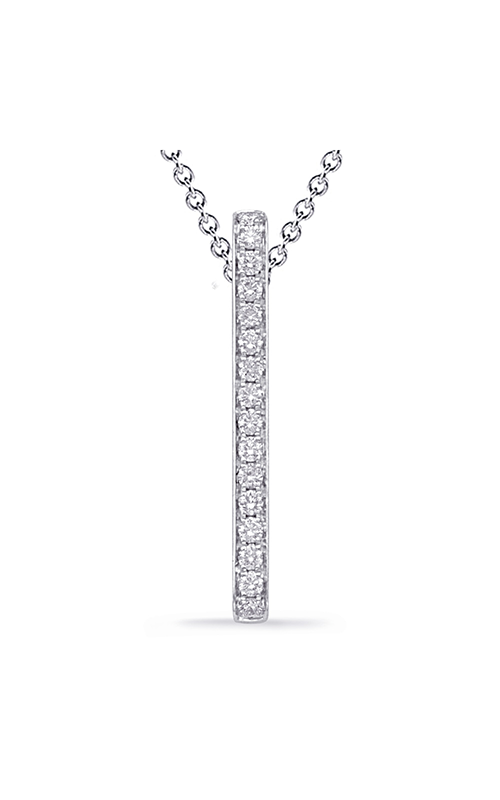 OPJ Signature Fashion Diamond Pendant P3317WG product image
