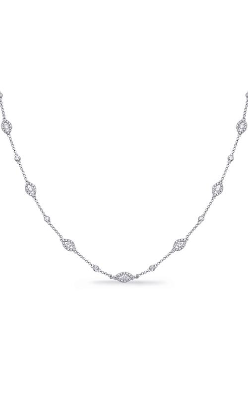 OPJ Signature Diamond Necklace N1224WG product image
