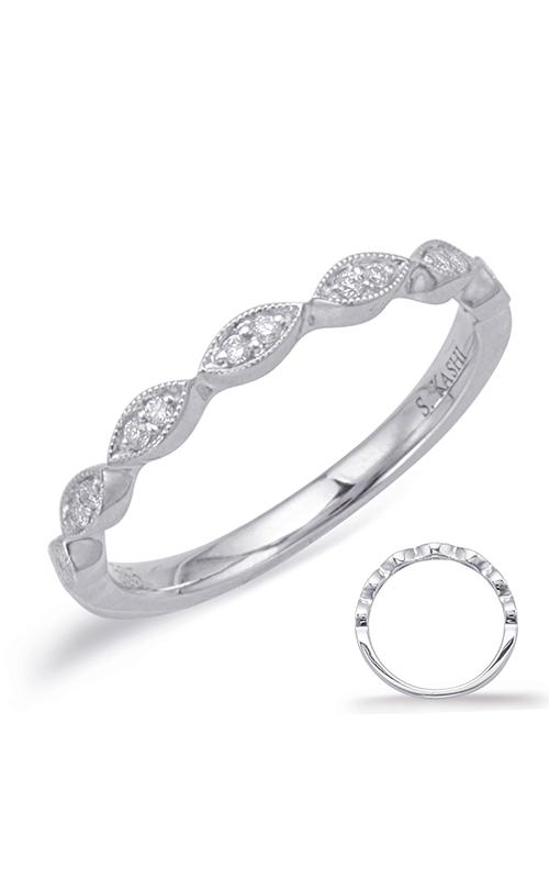 Deutsch & Deutsch Bridal Stackables Wedding band EN8038-B33WG product image