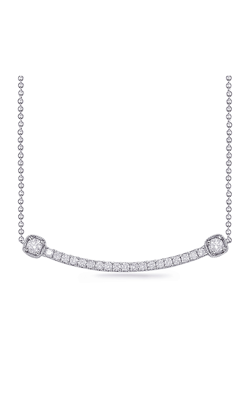 OPJ Signature Diamond Necklace N1228WG product image