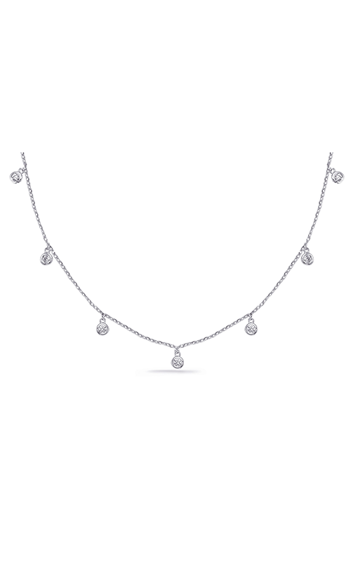 S Kashi & Sons Diamond Necklace N1074-2.5MWG product image