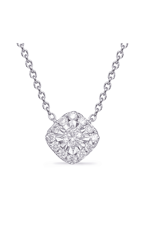 S Kashi & Sons Diamond Necklace N1233WG product image