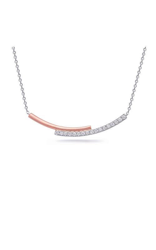 S Kashi & Sons Diamond Necklace N1234RW product image