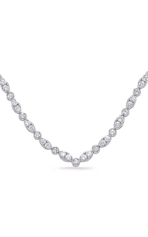 S Kashi & Sons Diamond Necklace N1249WG product image