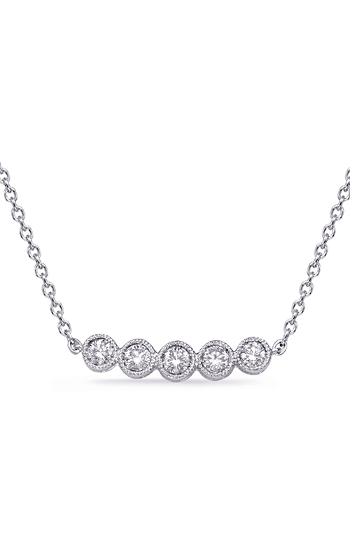 S Kashi & Sons Diamond Necklace N1250WG product image