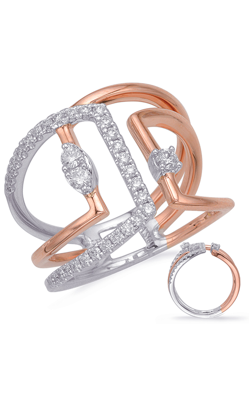 OPJ Signature Diamond Fashion Ring D4687RW product image