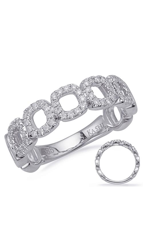 S Kashi & Sons Diamond Fashion ring D4683WG product image