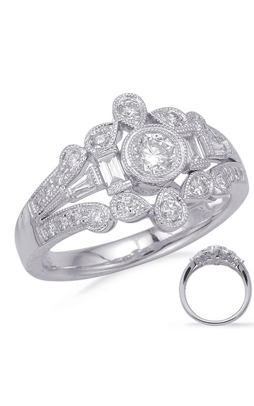 S Kashi & Sons Vintage Fashion ring D4710WG product image