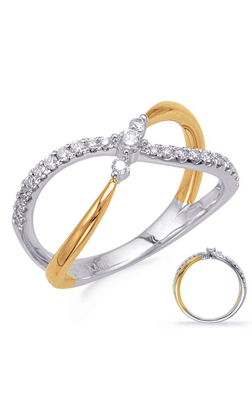 OPJ Signature Crossover Fashion Ring D4737YW product image