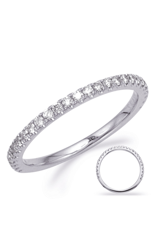 Deutsch & Deutsch Bridal Diamond Wedding band EN8339-BWG product image