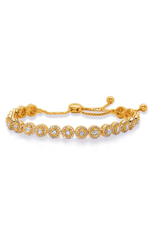 S Kashi & Sons Bolo Bracelet B4446-2.5MYG product image