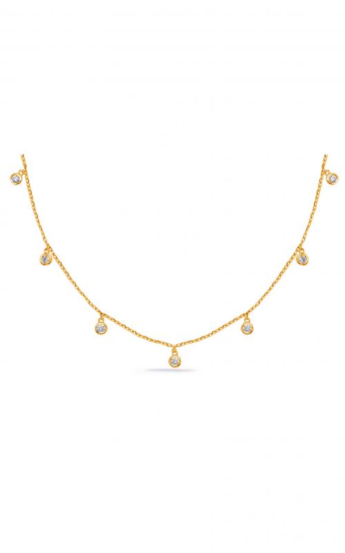 S Kashi & Sons Diamond Necklace N1074-2.3MYG product image