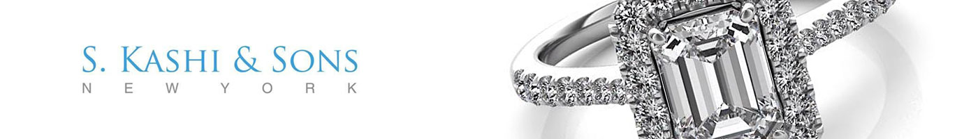 S Kashi & Sons Engagement Rings
