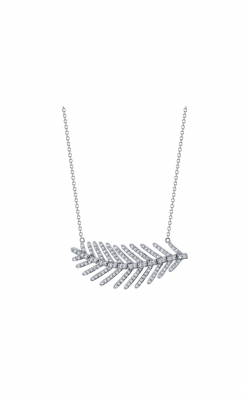 Sloane Street Jewelry Necklace SS-CH015T-WD-W product image