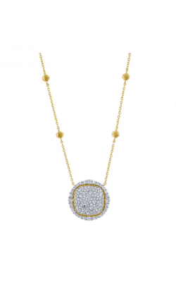 Sloane Street Jewelry Necklace SS-CH017E-WDCB-Y product image