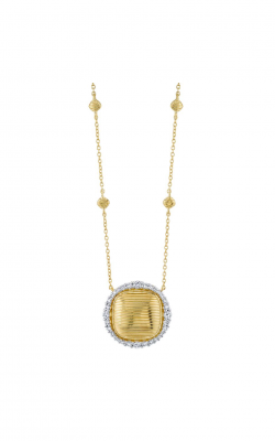 Sloane Street Jewelry Necklace SS-CH019E-WDCB-Y product image