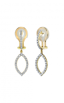 Sloane Street Jewelry Earrings SS-E002E-WDCB-Y product image