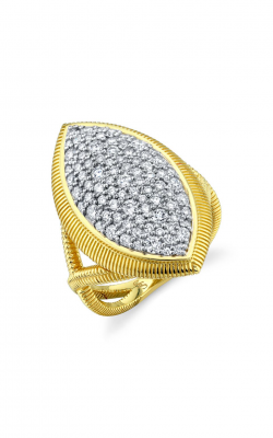 Sloane Street Jewelry Fashion Ring SS-R001E-WDCB-Y product image